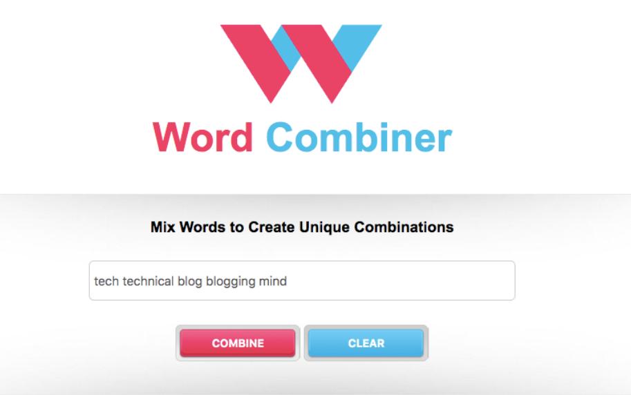word combiner